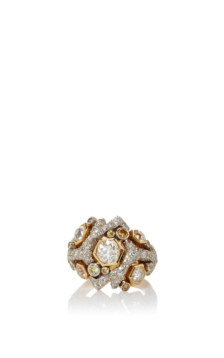 Coralle Diamond Ring #giftstyle