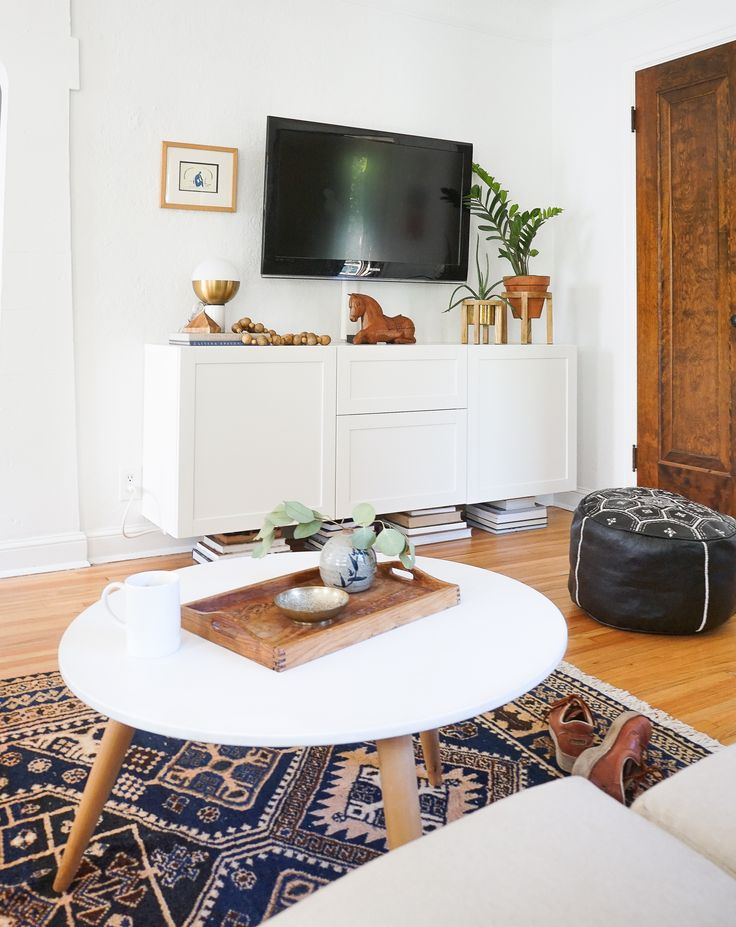 How to Style Your Media Console - Francois et Moi