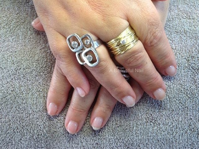 Gellak blank #Gellak #Nagels #Nails