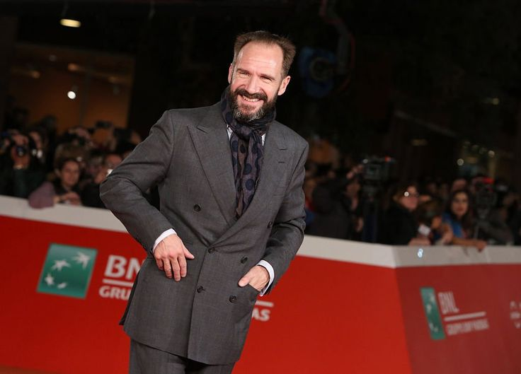 Ralph Fiennes a red carpet for 'The English Patient - Il Paziente Inglese' during the 11th Rome Film Festival at Auditorium Parco Della Musica on October 22, 2016 in Rome, Italy