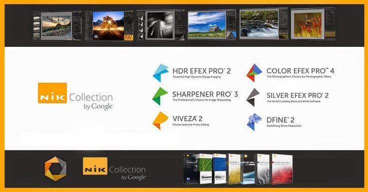 Google Nik Collection diventa gratis per tutti. I 7 migliori programmi per modificare e migliorare le foto da oggi si possono scaricare gratuitamente.