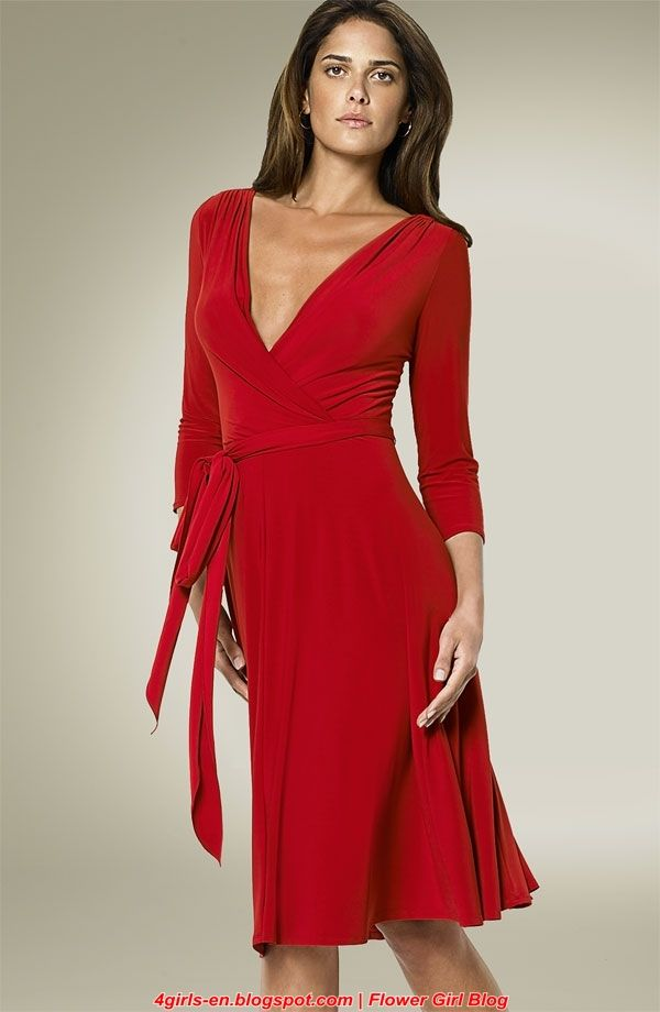 Holiday Dresses For Women | American Fashion - Women's Christmas Dresses - Red Dresses For the ...