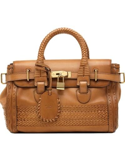 Gucci handmade medium top handle bag - $339