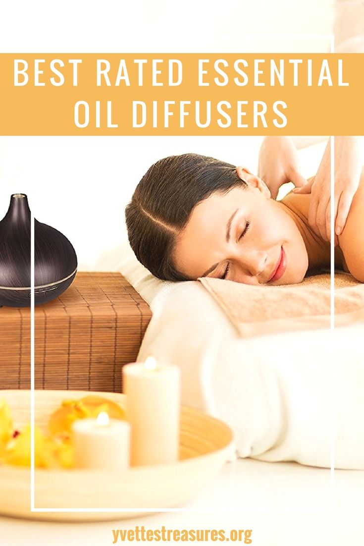 Top Rated Essential Oil Diffusers make really cool gifts. We have the best rated essential oil diffusers