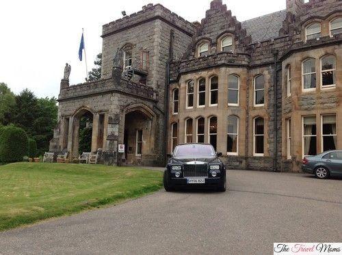 "Tea At The Inverlochy Castle - Fort William, Scotland ""Magical"""