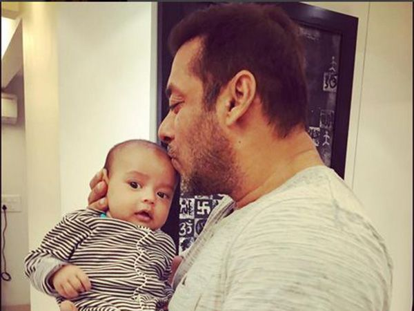Arpita Khan Sharma shares a new picture from the sets of Salman Khan's upcoming…