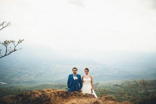 Rustic Chic Colombian Wedding   Jean-Laurent Gaudy.