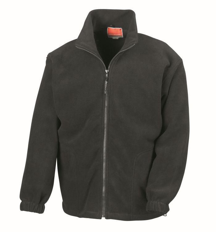 Polar Unisex Polartherm Jacket. Odzież męska. Producent: Result. Numer katalogowy: R036X. Materiał: 190T Poliester. Gramatura: 330g.