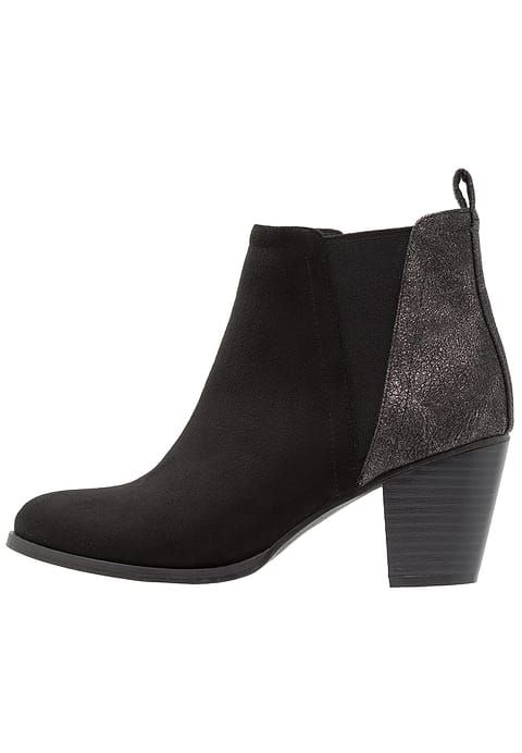 Anna Field Ankle boot - black - Zalando.pl