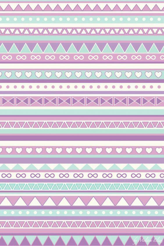 Фиолетовые обои