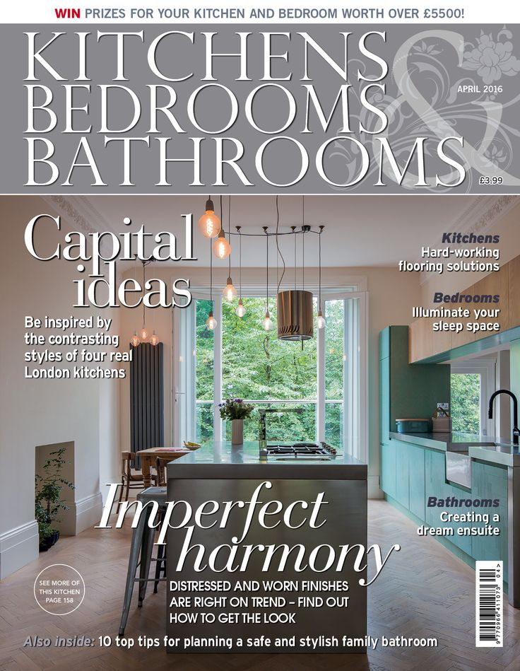 Picture Gallery For Website Kitchens Bedrooms u Bathrooms magazine April