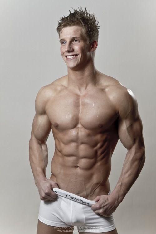 sexy Model männlich