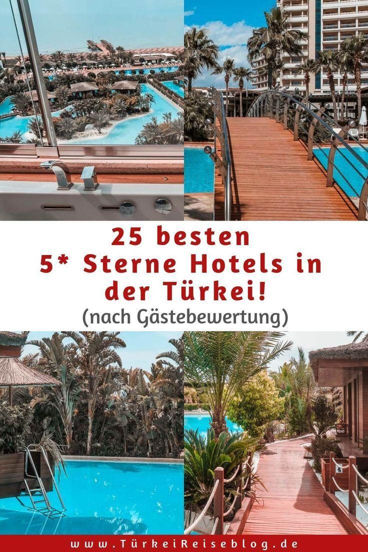 25 Besten 5 Sterne Hotels In Der Turkei 2020 Nach Gastebewertung Hotel Turkei Bodrum Urlaub Urlaub