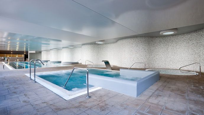 Piscina PWCC / Prince of Wales Country Club / Santiago CHILE / PLAN Arquitectos / www.planarquitectos.cl