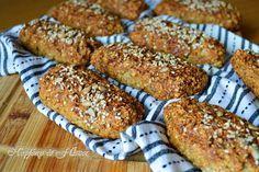 Napfény és Fűszer: Zabos-túrós kenyérke