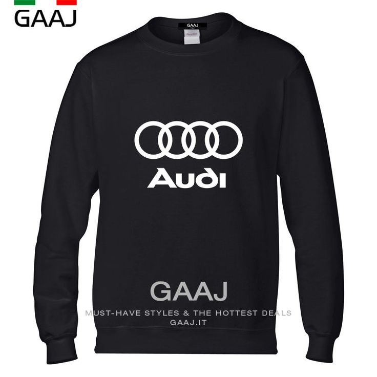 Audi Car & Truck Men Sweatshirt Hooded Coats Brand High Quality Hoodie Fleece Hoodies Tracksuit Man Printed Hip Hop //Price: $49.38 & FREE Shipping //     #hashtag3