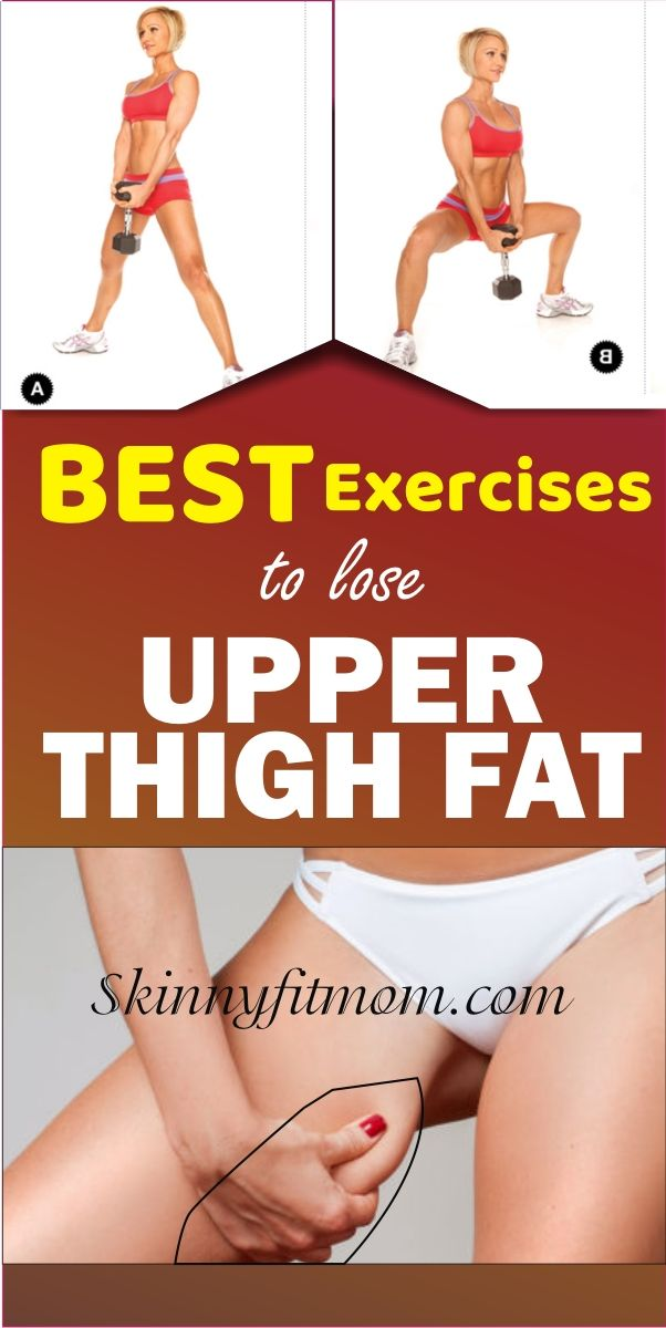 10 of the best upper thigh workouts that burn fats effectively