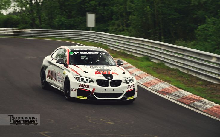 BMW M235i Racing Car Looks Mean On The Ring - http://www.bmwblog.com/2014/05/13/bmw-m235i-racing-car-looks-mean-ring/