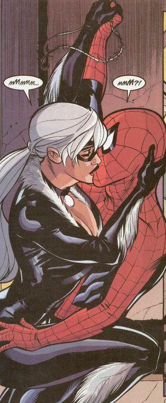 #Marvel #Black cat #spider man