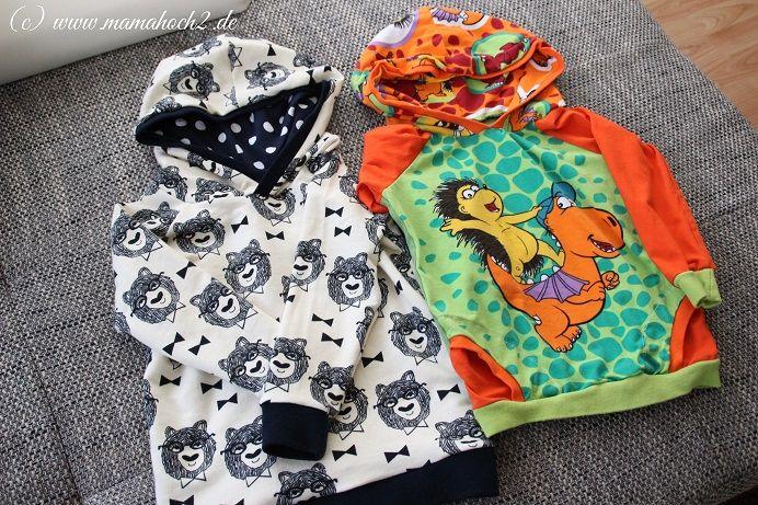 Der perfekte Herbst-Hoodie für Kids