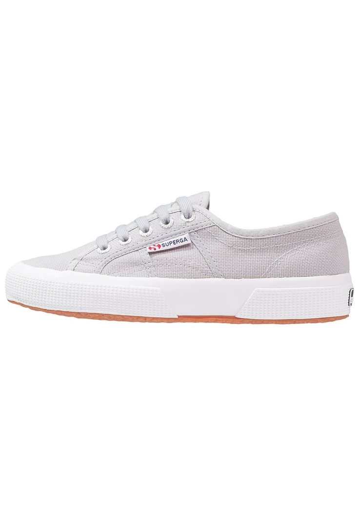 Superga COTU CLASSIC - Matalavartiset tennarit - light grey - Zalando.fi