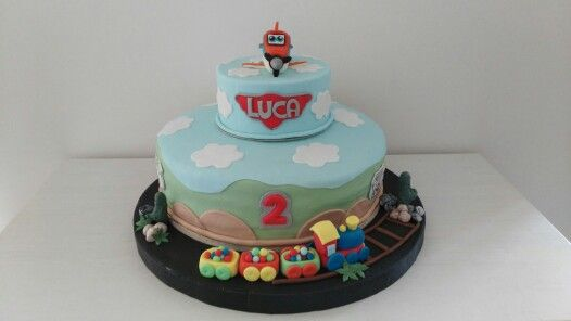 Compleanno Luca