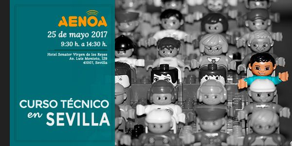 Curso técnico de Formación Programada. Sevilla, 25 de mayo. http://www.aenoa.com/evento/sevilla-puntos-criticos-formacion-programada/