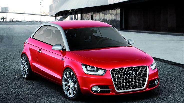 2008 Audi A1 Project