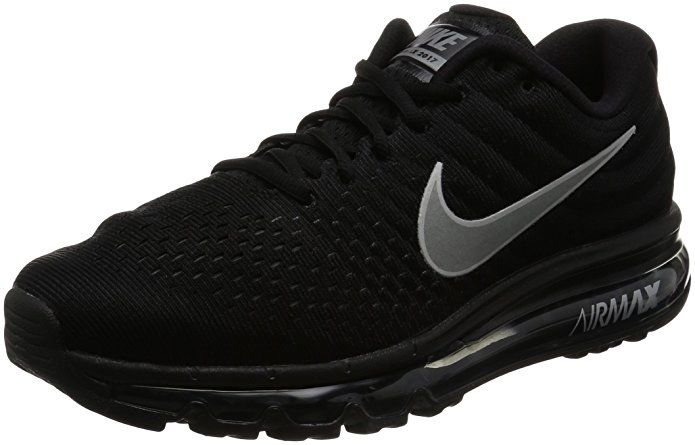 Nike Air Max 2017, Scarpe da Trail Running Uomo, Nero (Black