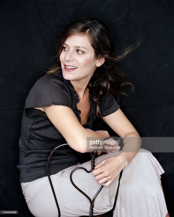 Photo d'actualité : French actress Marina Foïs