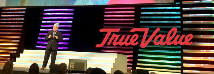 Solve On Hand For Major True Value Retailer Conference