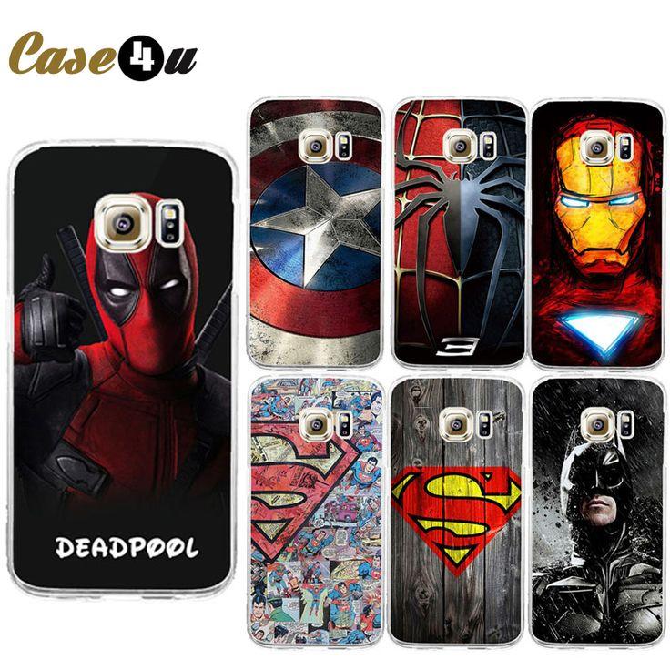 Batman and Superman Phone Cases For Galaxy S6 , S7 and Edge DC World Shop http://dcworldshop.com/batman-and-superman-phone-cases-for-galaxy-s6-s7-and-edge/    #suicidesquad #superhero #dcuniverse #bataman #superman
