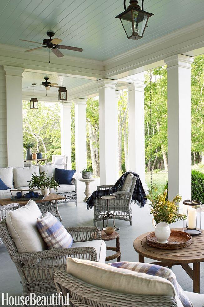 5d1b510d64 Cozy Farmhouse em Tennessee - Design de Interiores