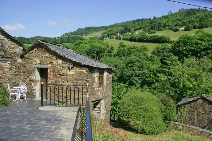 Casa rural el carballo casas rurales ntegras vega de llan taramundi asturias espa a webs - Casa rural carballo ...