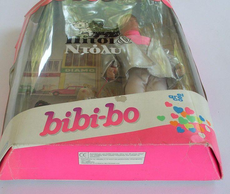 "VINTAGE BIBI BO- BARBIE PICCI DOLLY ΠΙΤΣΙ ΝΤΟΛΥ "" EL GRECO"" GREECE TOYS 1980s | eBay"