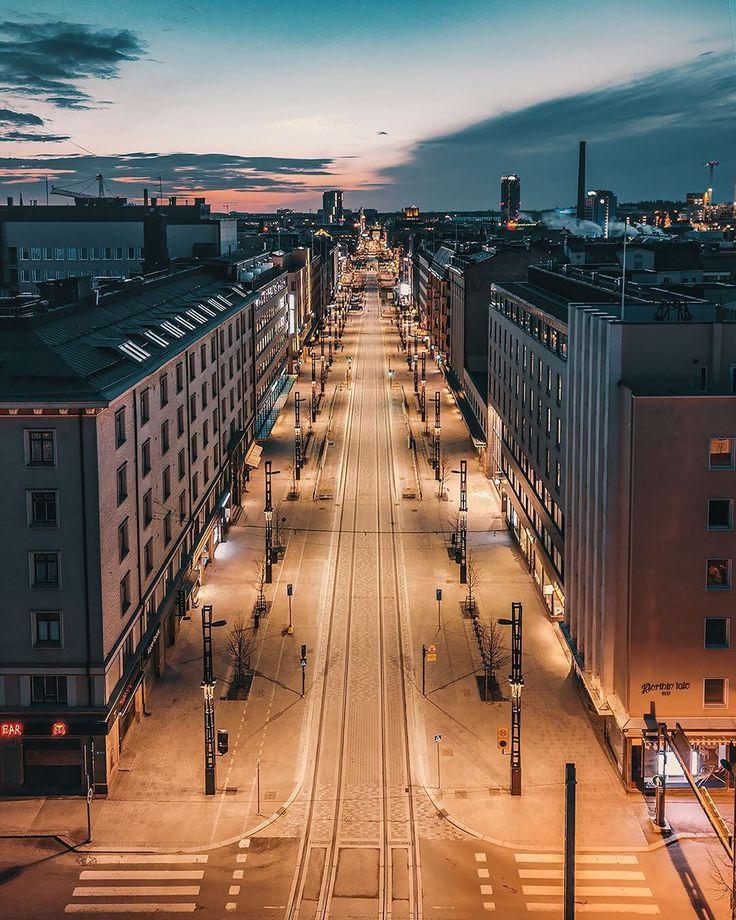 Hämeenkatu Helsinki