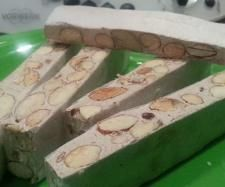 Homemade Thermomix Nougat