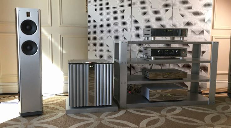 CES 2016 - Video coverage of high end audio in the Venetian