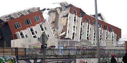 Preparing For An Earthquake In Canada