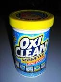 Oxygen Bleach in theLaundry