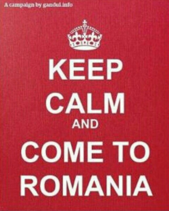 #Romania the land of all possibilities :)