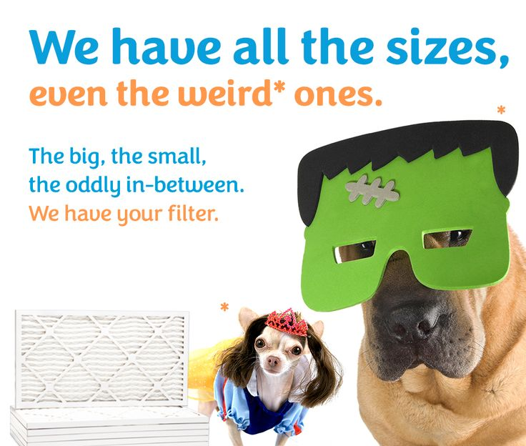 """Something spooky about your air filter size? we got you! Use our """"Build-Your-Size"""" Tool on our page http://www.airfiltersdelivered.com/custom-air-filter… #halloween2017 #halloweencostumes"""