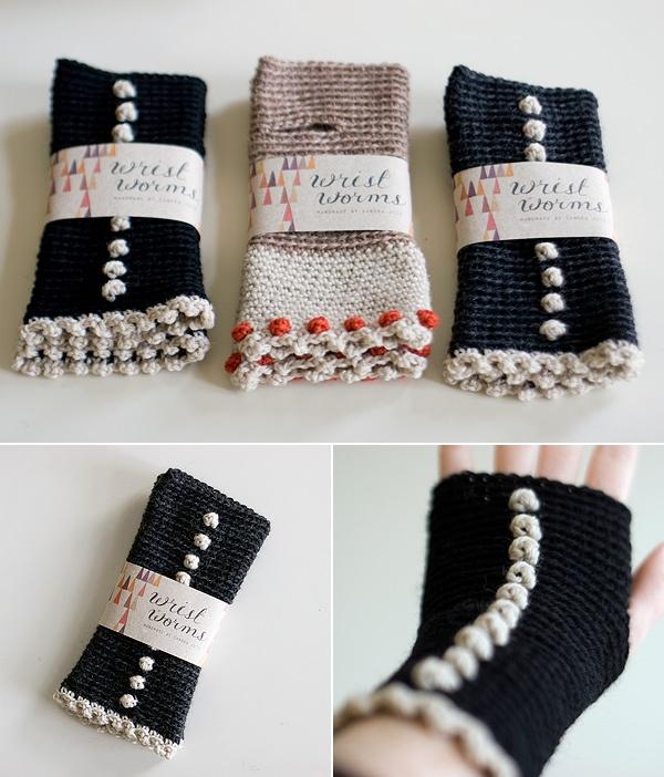 mittens       ♪ ♪ ... #inspiration_crochet #diy GB http://www.pinterest.com/gigibrazil/boards/