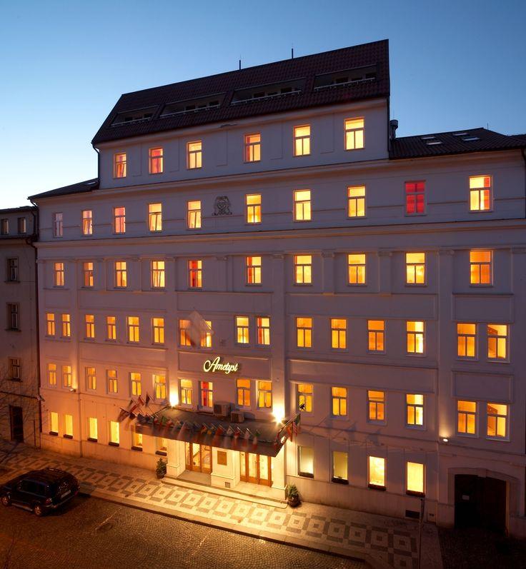 Hotel Ametyst  www.hotelametyst.cz Hotel 4*