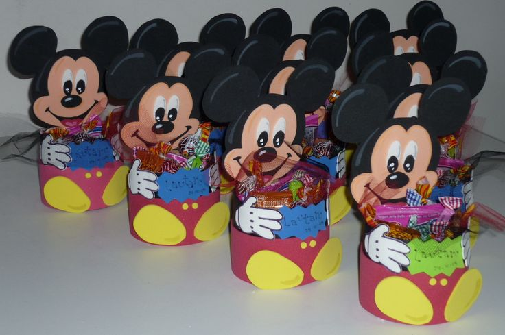 Mickey Mouse and Minnie Mouse Party / Mickey Mouse y Minnie Mouse ...