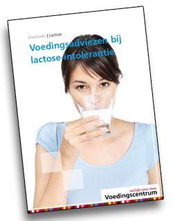 Lactose-intolerantie   Voedingscentrum
