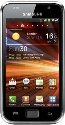 Samsung Galaxy S Plus I9001 Metallic Black - http://www.pricedhamaka.com/buying/samsung-galaxy-s-plus-i9001-metallic-black/