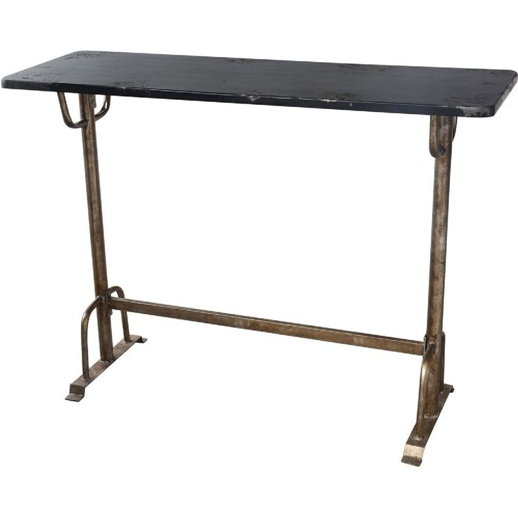 Industrial Transitional Bar/Drafting Table