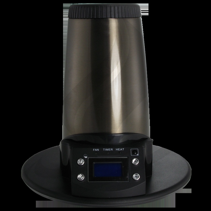 The Extreme-Q Vaporizer w/ Remote Control - Newest Model
