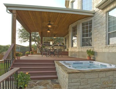 Patio Designs | Archadeck | Hardscape Designs | Home Decor | Pinterest |  Porch, Decking And Spa